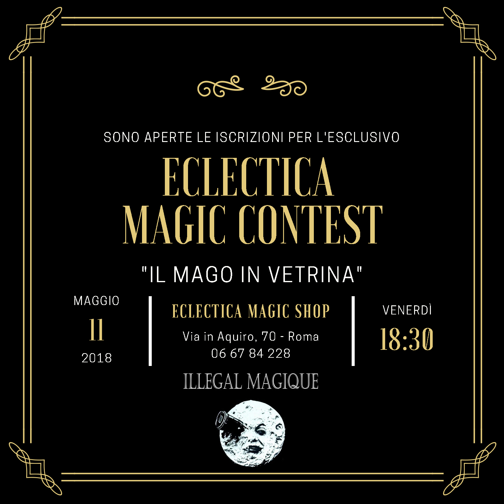 eclectica contest
